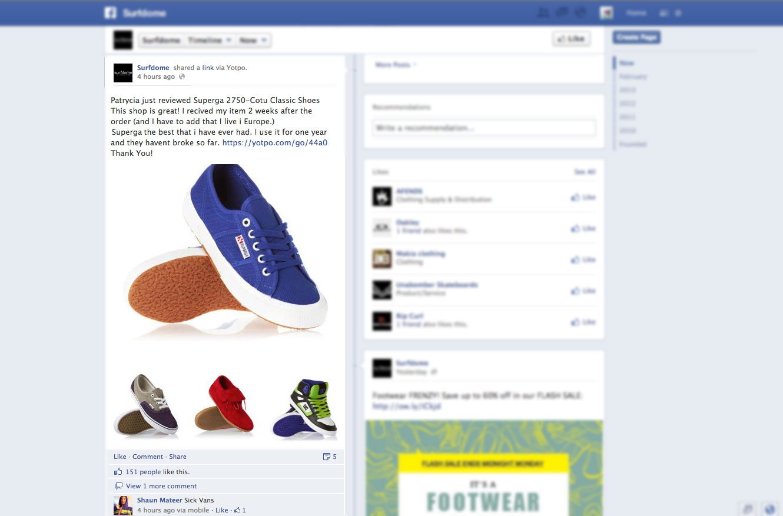 Social Push FB