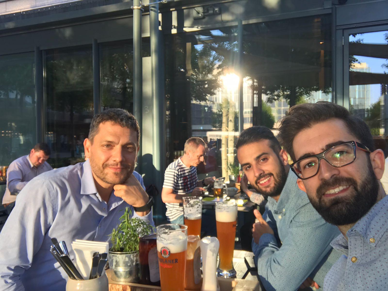 equipo i4 en Meet Magento Alemania