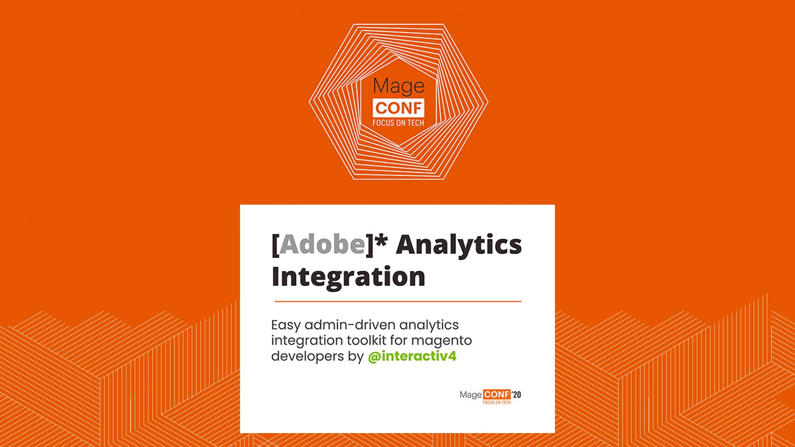 Magento Adobe Analytics Integration